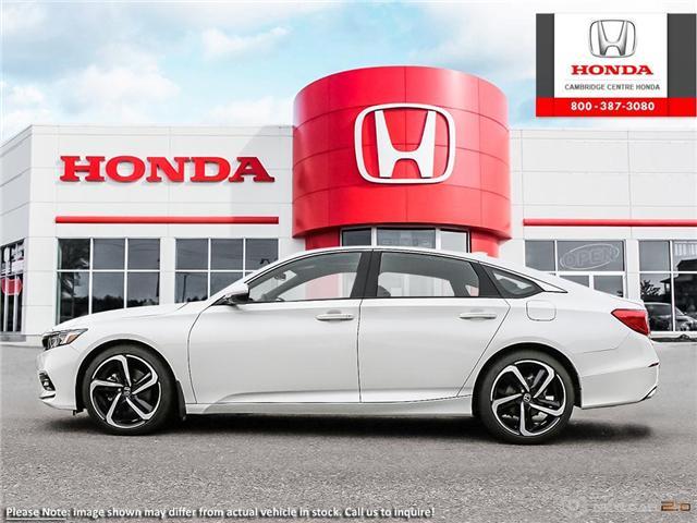 2019 Honda Accord Sport 1.5T (Stk: 19633) in Cambridge - Image 3 of 24