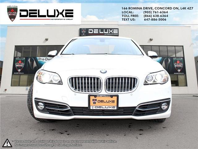 2014 BMW 535i xDrive (Stk: D0545) in Concord - Image 2 of 21