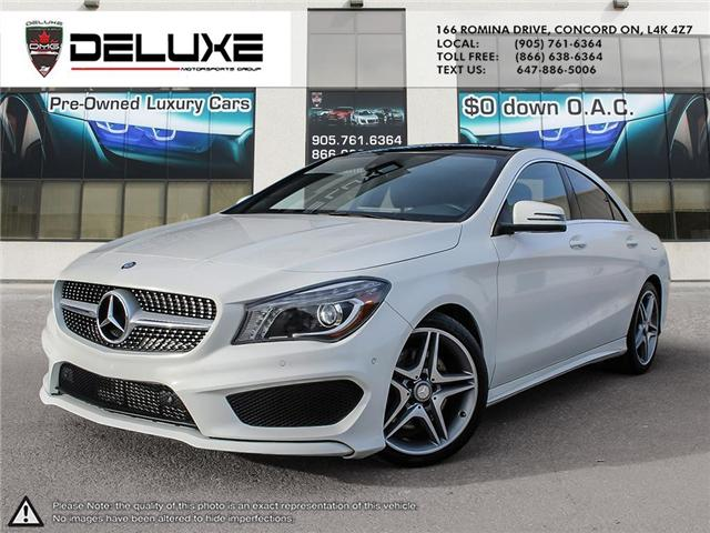 2014 Mercedes-Benz CLA-Class Base (Stk: D0550) in Concord - Image 1 of 19