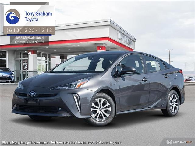 2019 Toyota Prius Base (Stk: 58025) in Ottawa - Image 1 of 23