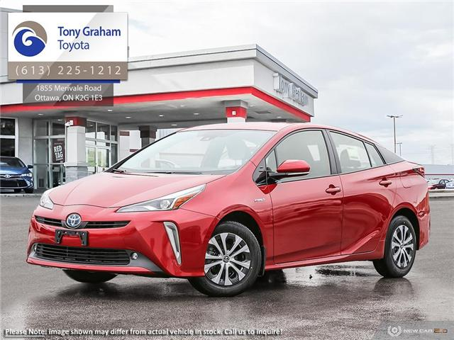 2019 Toyota Prius Technology (Stk: 58013) in Ottawa - Image 1 of 23