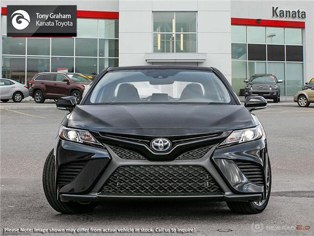 2019 Toyota Camry Hybrid SE (Stk: 89343) in Ottawa - Image 2 of 24
