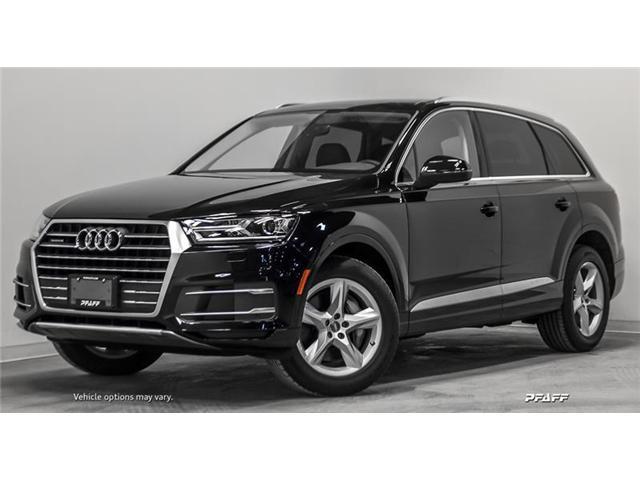 2019 Audi Q7 45 Komfort (Stk: T16485) in Vaughan - Image 1 of 22