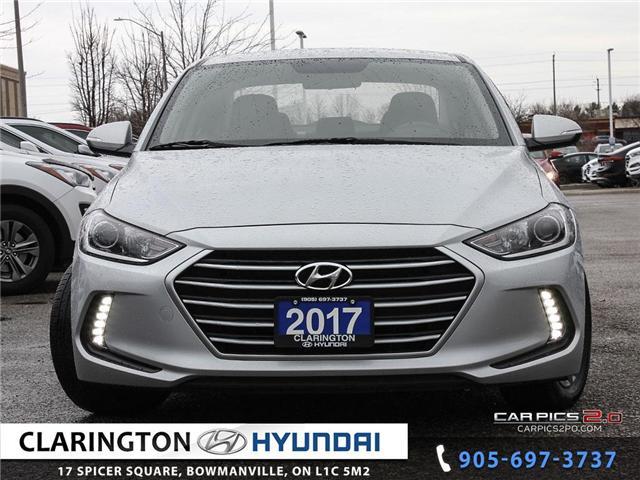 2017 Hyundai Elantra GL (Stk: U857) in Clarington - Image 2 of 27