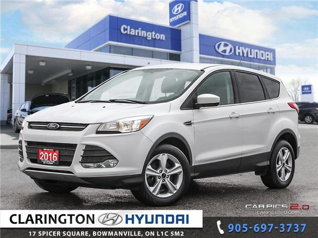 2016 Ford Escape SE (Stk: 18596A) in Clarington - Image 1 of 27