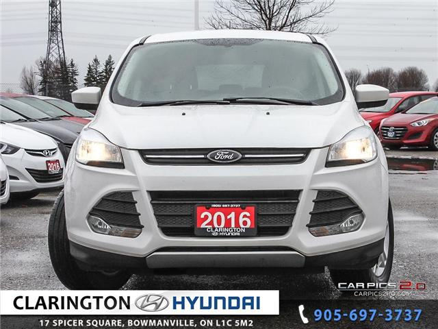 2016 Ford Escape SE (Stk: 18596A) in Clarington - Image 2 of 27