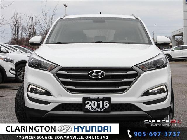 2016 Hyundai Tucson Premium 1.6 (Stk: U852) in Clarington - Image 2 of 27