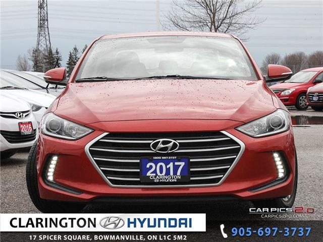 2017 Hyundai Elantra GL (Stk: U858) in Clarington - Image 2 of 27