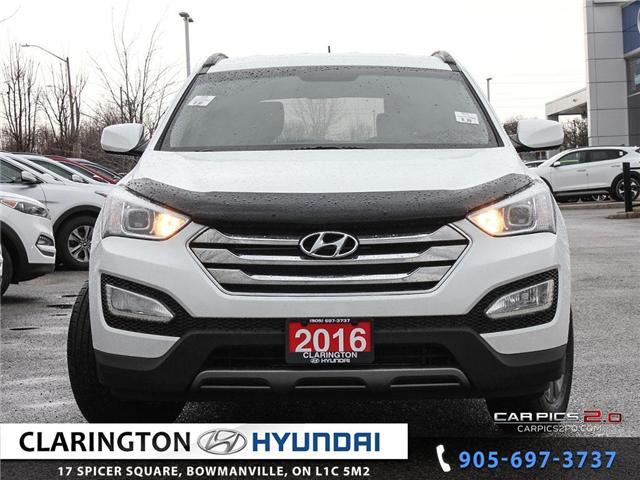 2014 Hyundai Santa Fe Sport 2.4 Premium (Stk: U851) in Clarington - Image 2 of 27