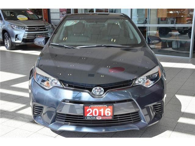 2016 Toyota Corolla  (Stk: 576036) in Milton - Image 2 of 38