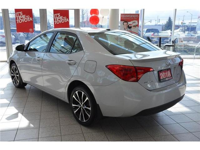 2018 Toyota Corolla XSE|NAVIGATION|MOONROOF|LEATHER|PUSH
