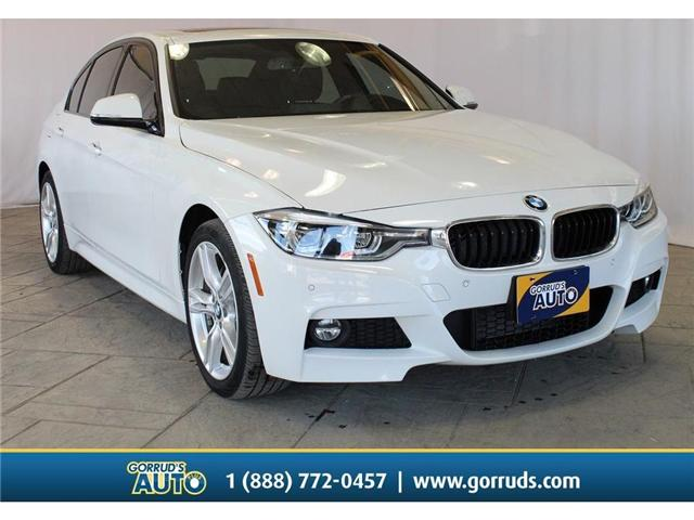 2018 BMW 330i xDrive (Stk: 013285) in Milton - Image 1 of 45