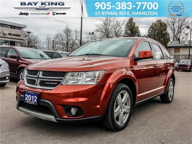 2012 Dodge Journey SXT & Crew (Stk: 6659A) in Hamilton - Image 1 of 22