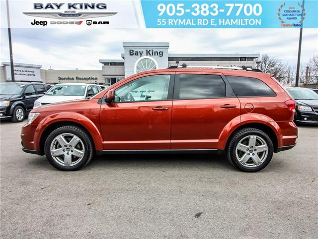 2012 Dodge Journey SXT & Crew (Stk: 6659A) in Hamilton - Image 3 of 22