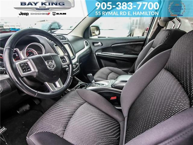 2012 Dodge Journey SXT & Crew (Stk: 6659A) in Hamilton - Image 4 of 22