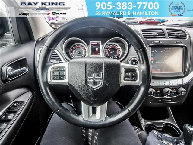 2012 Dodge Journey SXT & Crew (Stk: 6659A) in Hamilton - Image 7 of 22