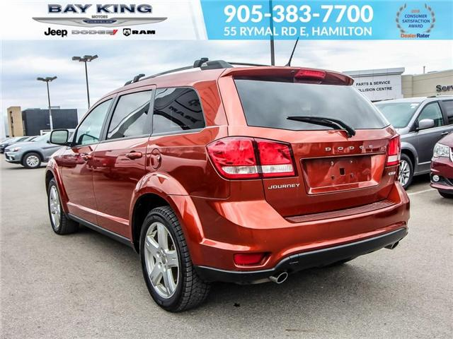 2012 Dodge Journey SXT & Crew (Stk: 6659A) in Hamilton - Image 20 of 22
