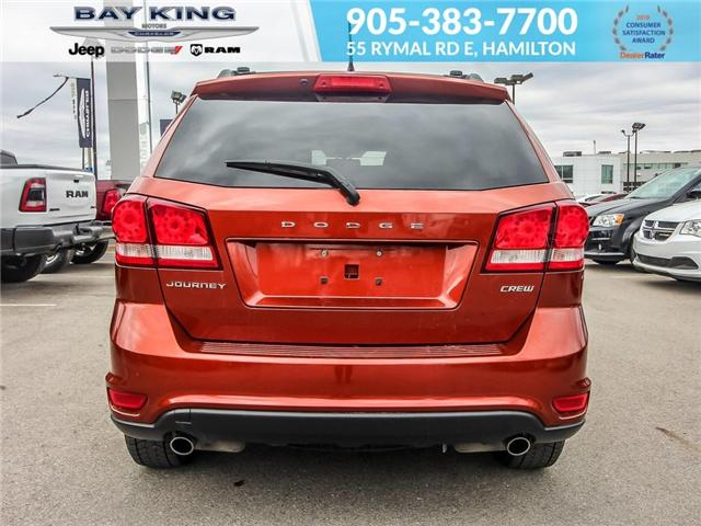 2012 Dodge Journey SXT & Crew (Stk: 6659A) in Hamilton - Image 22 of 22