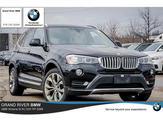 2016 BMW X3 xDrive28d (Stk: PW4662A) in Kitchener - Image 1 of 22