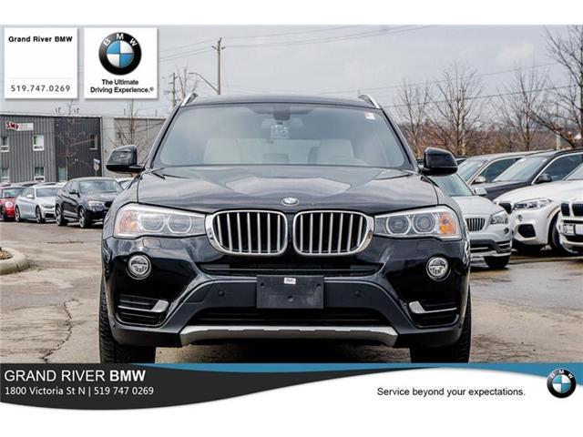 2016 BMW X3 xDrive28d (Stk: PW4662A) in Kitchener - Image 2 of 22