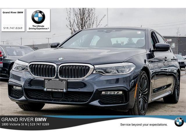 2018 BMW 540i xDrive (Stk: PW4779) in Kitchener - Image 3 of 22