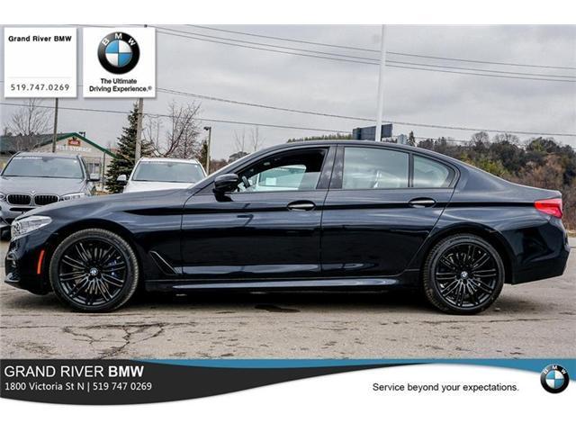 2018 BMW 540i xDrive (Stk: PW4779) in Kitchener - Image 4 of 22