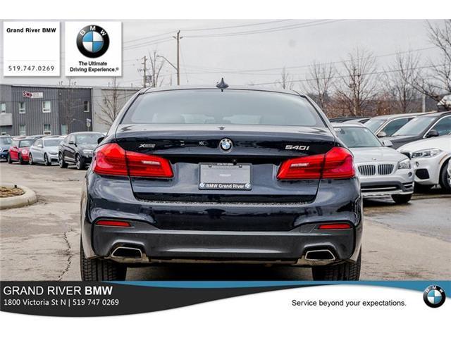 2018 BMW 540i xDrive (Stk: PW4779) in Kitchener - Image 6 of 22
