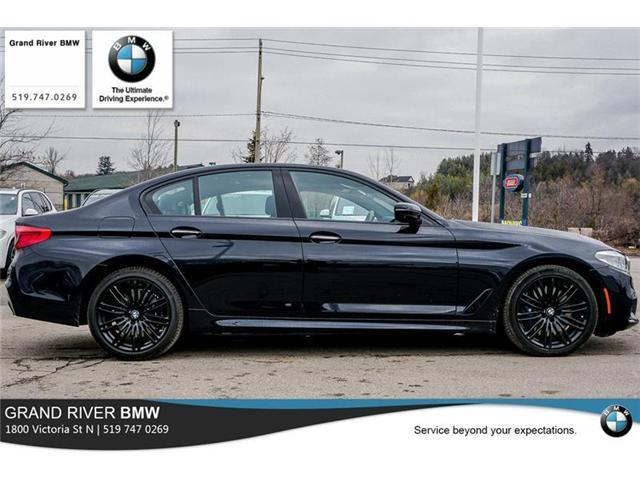 2018 BMW 540i xDrive (Stk: PW4779) in Kitchener - Image 8 of 22