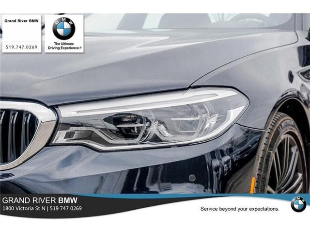2018 BMW 540i xDrive (Stk: PW4779) in Kitchener - Image 9 of 22