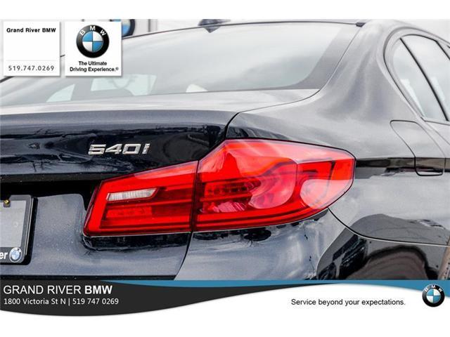 2018 BMW 540i xDrive (Stk: PW4779) in Kitchener - Image 10 of 22