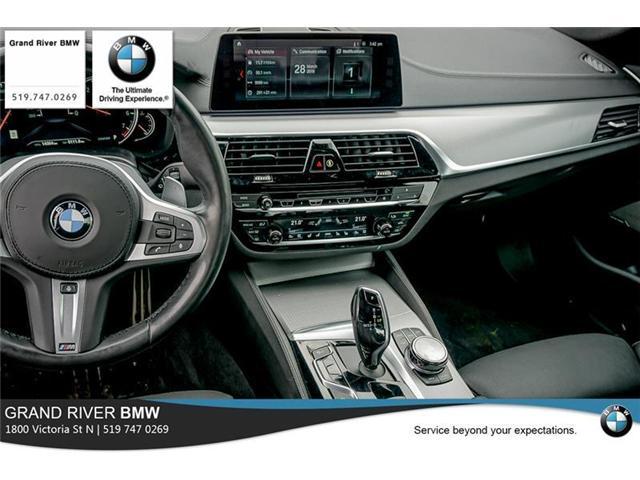 2018 BMW 540i xDrive (Stk: PW4779) in Kitchener - Image 15 of 22