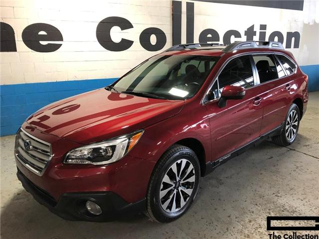 2016 Subaru Outback  (Stk: 4S4BSF) in Toronto - Image 1 of 30