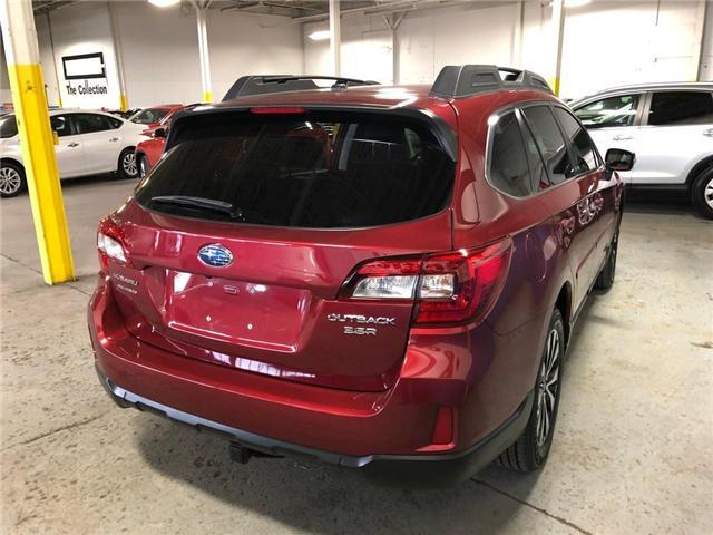 2016 Subaru Outback  (Stk: 4S4BSF) in Toronto - Image 10 of 30