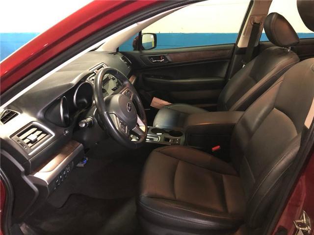 2016 Subaru Outback  (Stk: 4S4BSF) in Toronto - Image 21 of 30