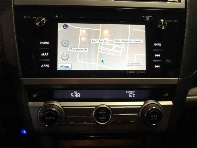 2016 Subaru Outback  (Stk: 4S4BSF) in Toronto - Image 26 of 30