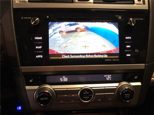 2016 Subaru Outback  (Stk: 4S4BSF) in Toronto - Image 27 of 30