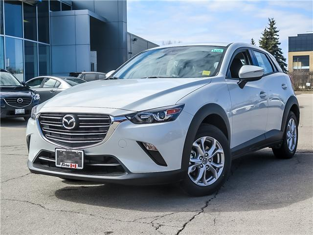 2019 Mazda CX-3 GS (Stk: G6512) in Waterloo - Image 1 of 18