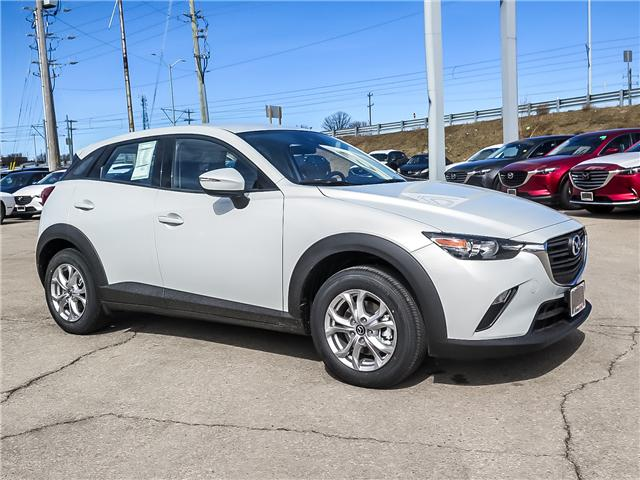 2019 Mazda CX-3 GS (Stk: G6512) in Waterloo - Image 3 of 18