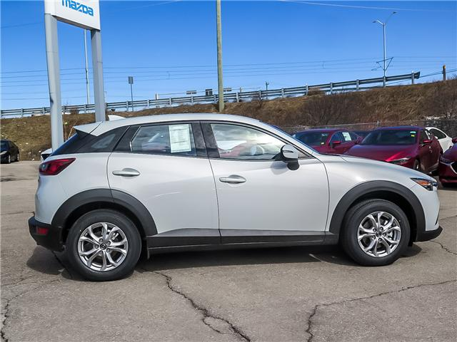 2019 Mazda CX-3 GS (Stk: G6512) in Waterloo - Image 4 of 18