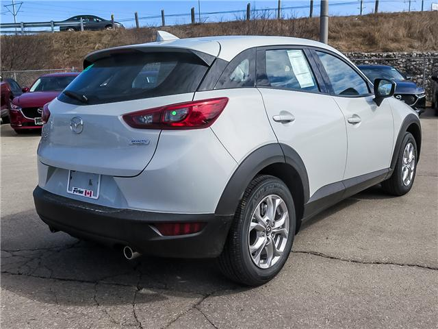 2019 Mazda CX-3 GS (Stk: G6512) in Waterloo - Image 5 of 18