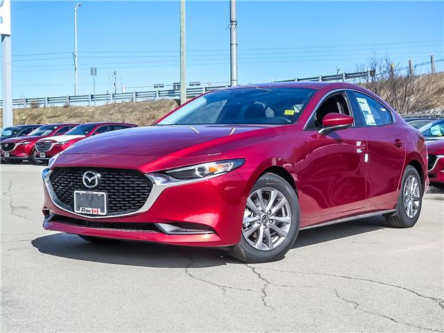 2019 Mazda Mazda3 GX (Stk: A6520) in Waterloo - Image 1 of 18