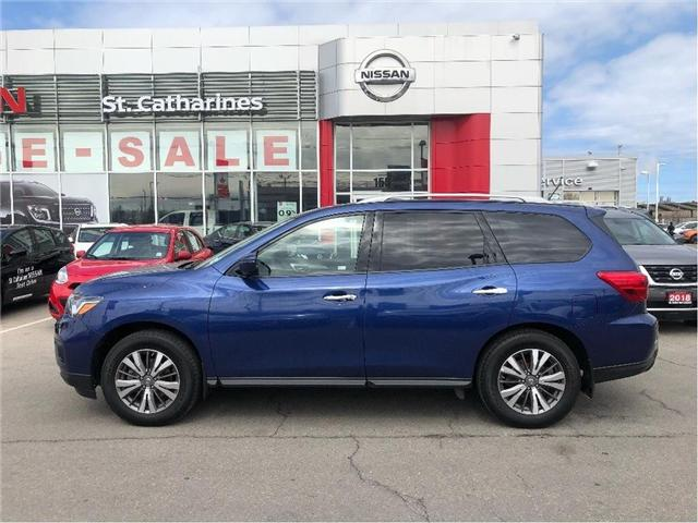 2018 Nissan Pathfinder  (Stk: P2228) in St. Catharines - Image 1 of 25
