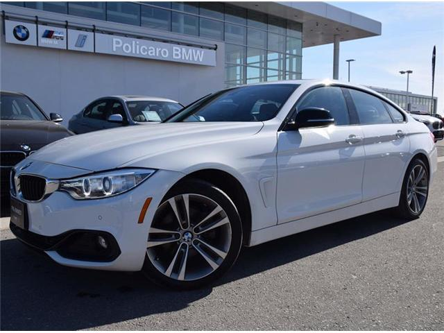 2017 BMW 430i xDrive Gran Coupe  (Stk: P439810) in Brampton - Image 1 of 21