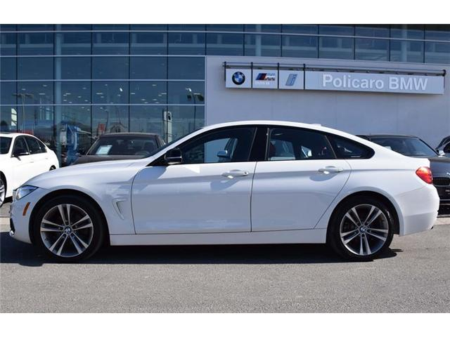 2017 BMW 430i xDrive Gran Coupe  (Stk: P439810) in Brampton - Image 2 of 21