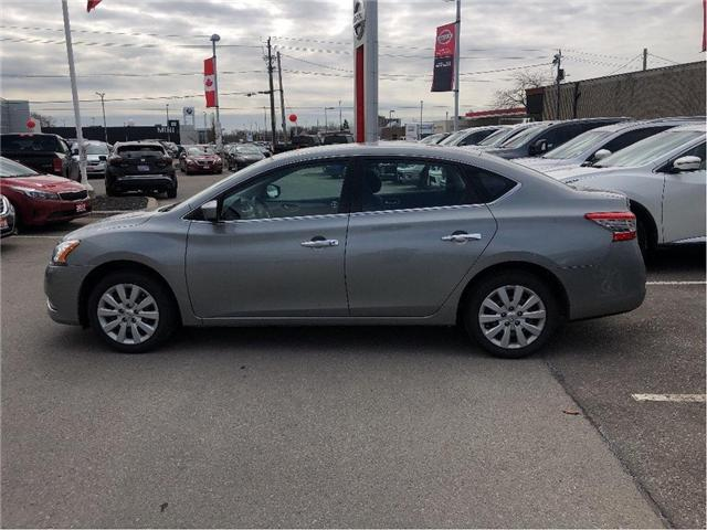 2014 Nissan Sentra  (Stk: P-2189) in St. Catharines - Image 1 of 5