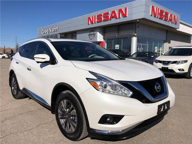2016 Nissan Murano SL (Stk: P2574) in Cambridge - Image 1 of 29