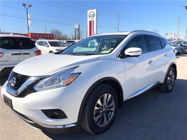2016 Nissan Murano SL (Stk: P2574) in Cambridge - Image 2 of 29