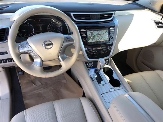 2016 Nissan Murano SL (Stk: P2574) in Cambridge - Image 15 of 29