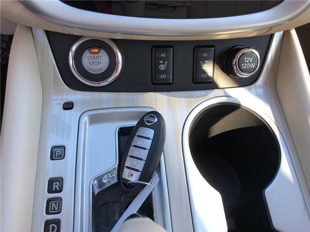 2016 Nissan Murano SL (Stk: P2574) in Cambridge - Image 22 of 29