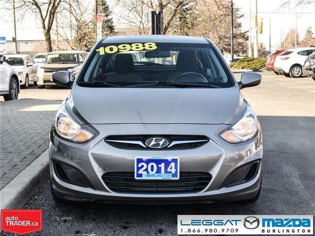 2014 Hyundai Accent GL (Stk: 1756A) in Burlington - Image 2 of 21